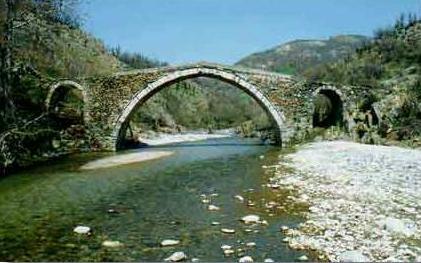 τρίτοξο γεφύρι